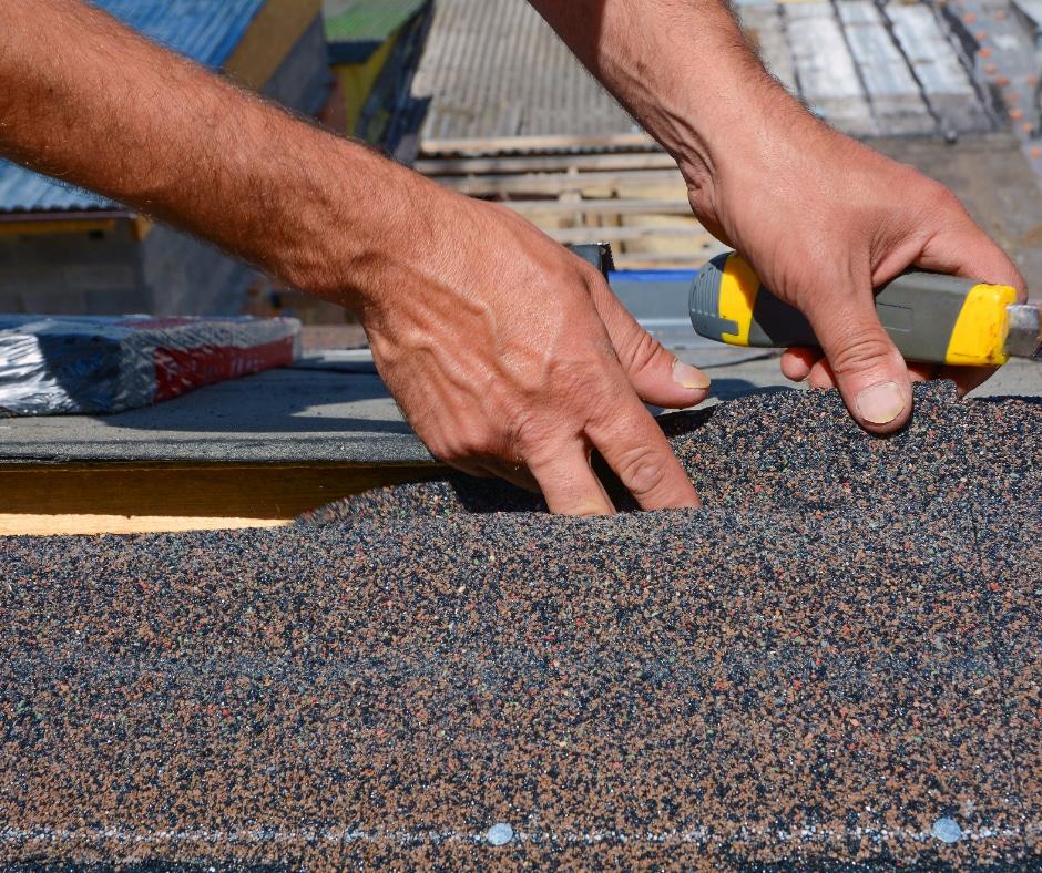 Residential Roof Repair Macon