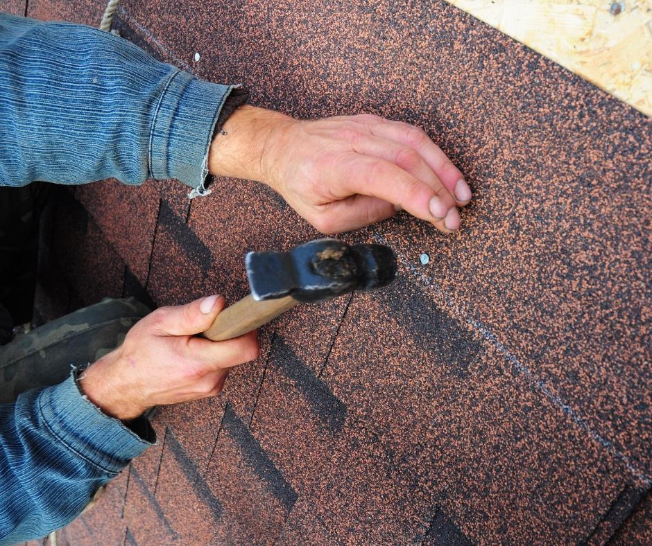 Macon Residential roof repair