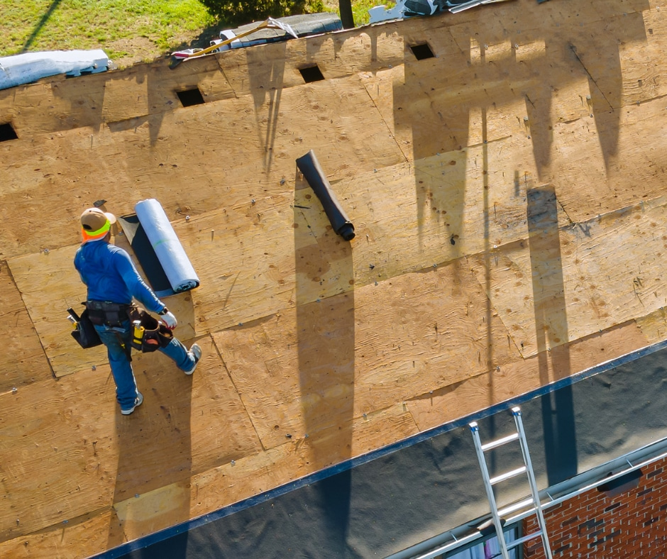 roof repair macon commercial roof replacement